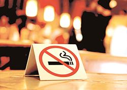 Курение противопоказано людям, страдающим от акне